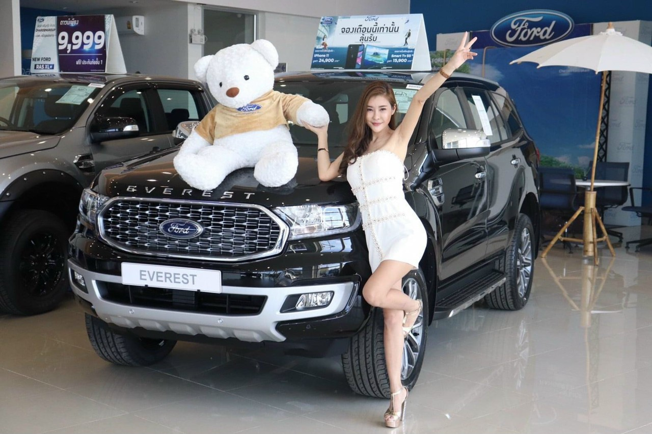 FORD EVEREST TITANIUM 2.0L AT 4WD 2021