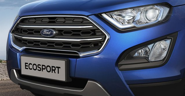 Ford EcoSport  Titanium 1.0L Ecoboot AT 2021