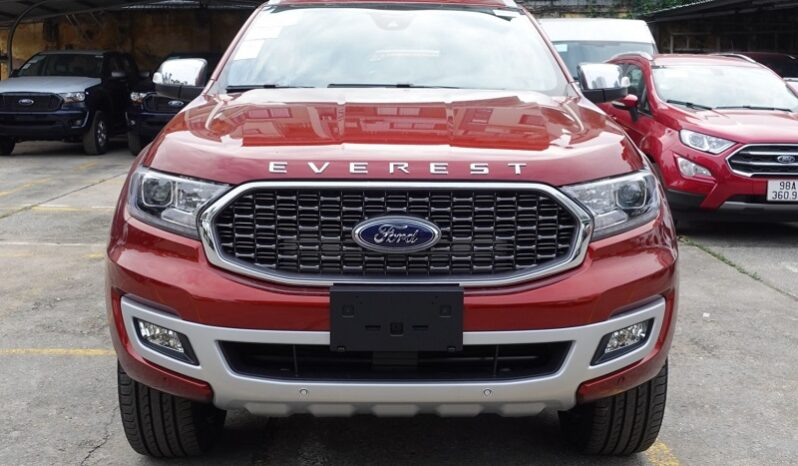 FORD EVEREST TITANIUM 2.0L AT 4X2 2021