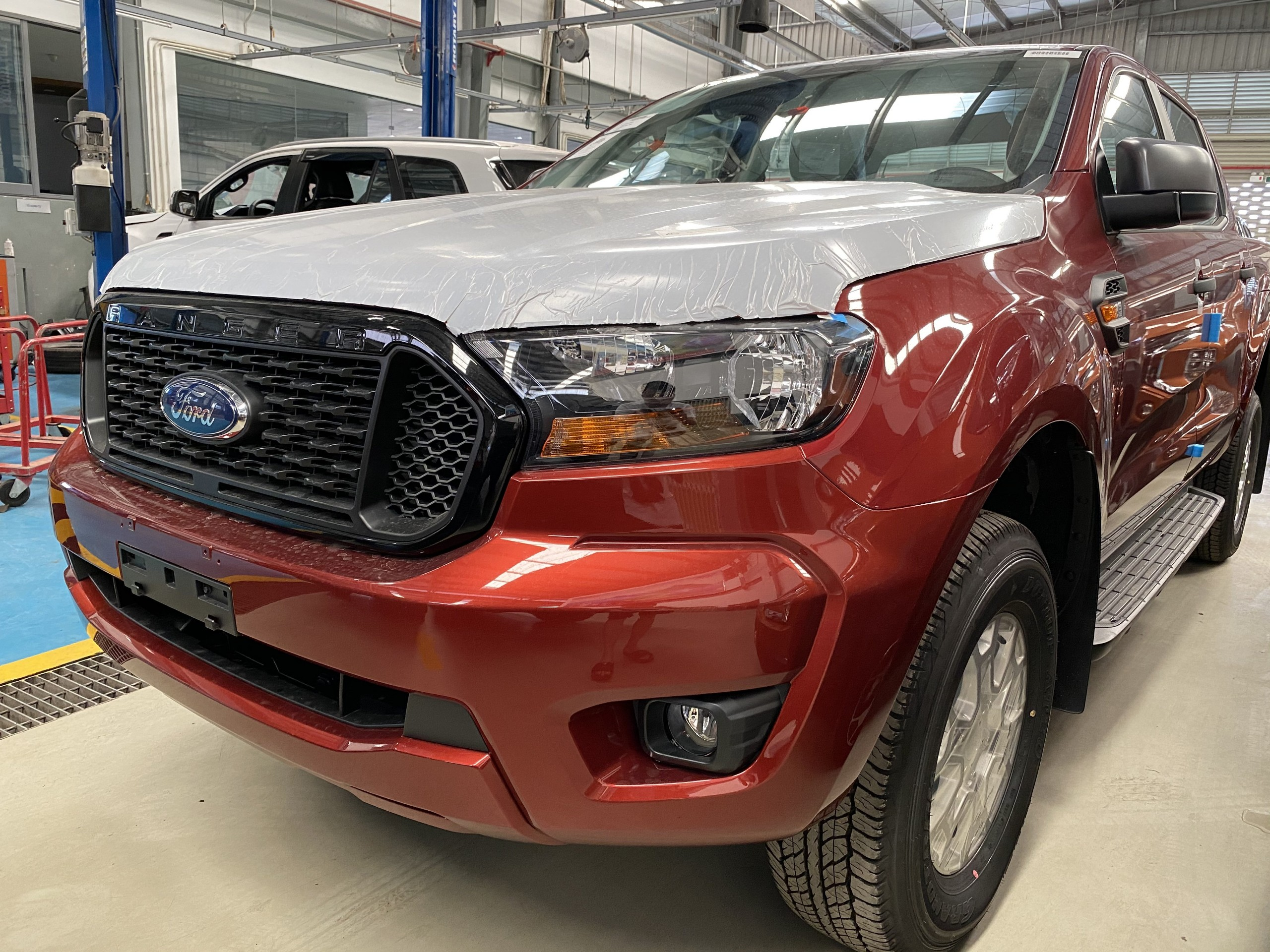 Ford Ranger XLS MT 2.2L 4X2