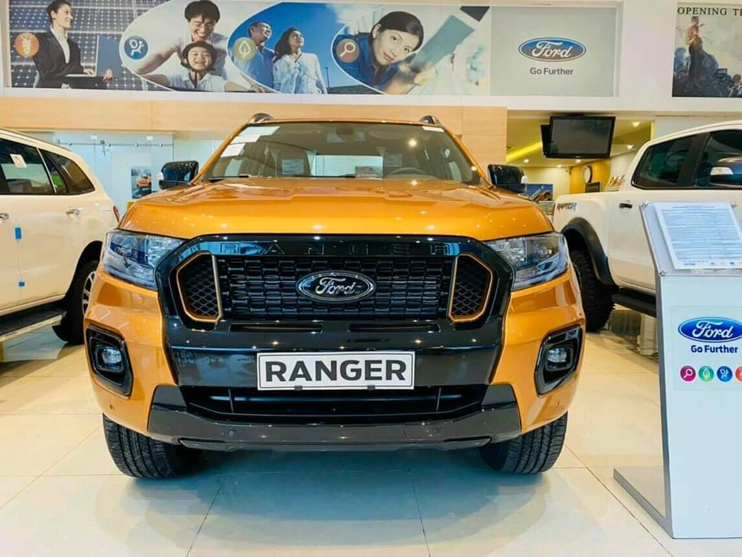 Ranger Wildtrak 2.0 Bi Turbo 2021