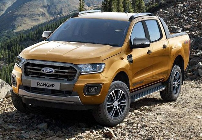 Ranger Wildtrak 2.0 Bi Turbo 2020
