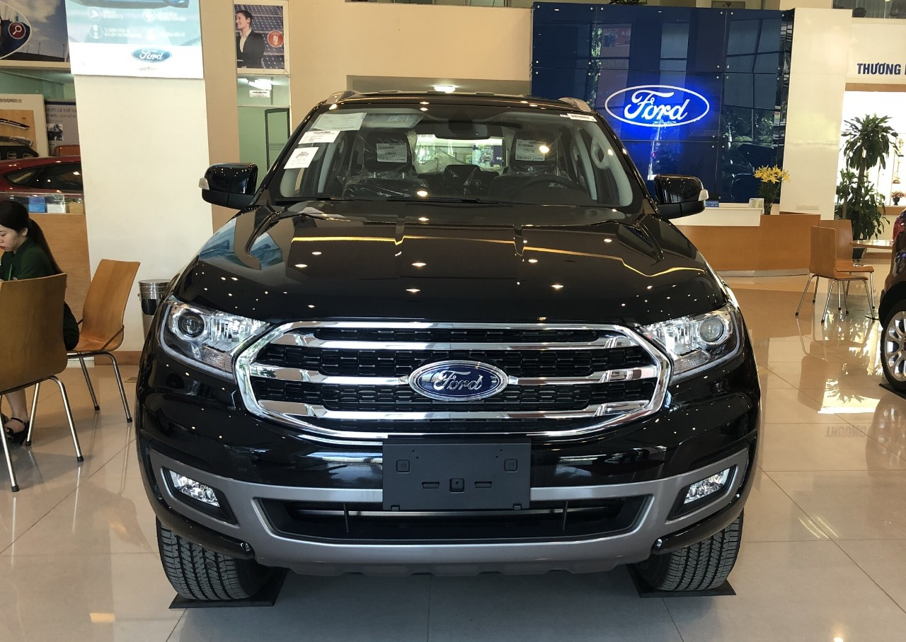 Ford Everest Trend 2.0L 4×2 AT