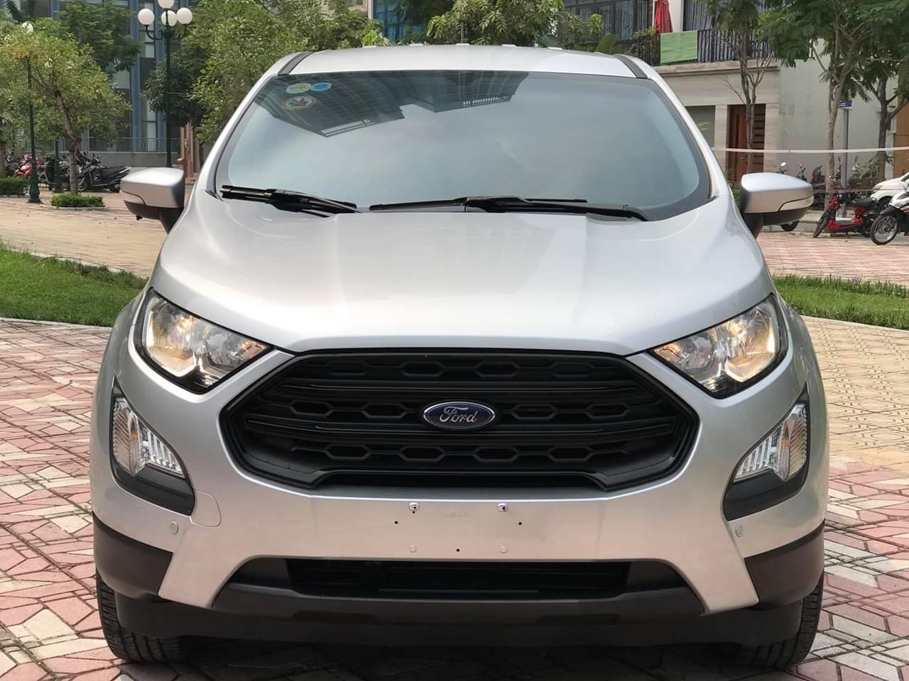 Ford EcoSport Ambiente 1.5L AT