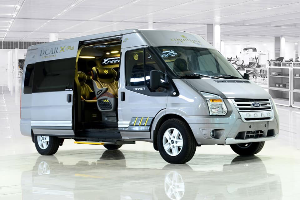 Ford Transit Dcar X-Plus